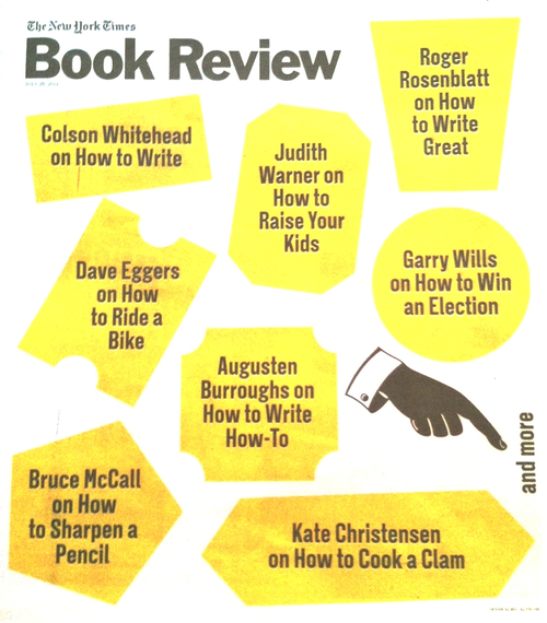 New York Times Book Review cover