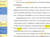 Screenshot of edited page